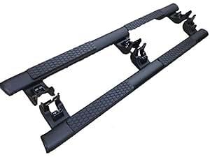mopar 82213273ac dodge ram crew cab black tubular side steps automotive. Black Bedroom Furniture Sets. Home Design Ideas