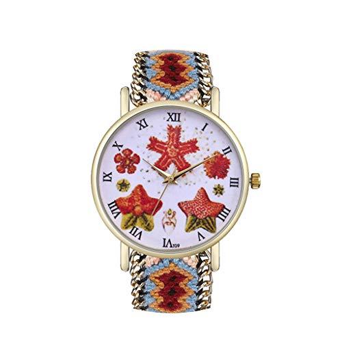 Fenleo Womens Watch Quartz Watch Casual Fashion Wrist Watch for Ladies