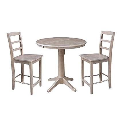 Pleasing Amazon Com International Concepts K09 36Rxt 27B S402 2 36 Beatyapartments Chair Design Images Beatyapartmentscom