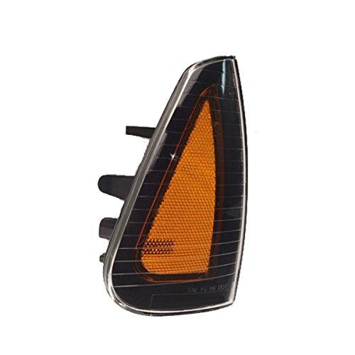 Eagle Eyes CS192-B000R Dodge (Passenger Side) Side Marker Lamp