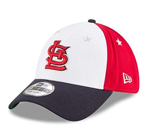 9ff6efd24 New Era Men's St. Louis Cardinals Cap Hat Patriotic Flag All Star Game  11759117