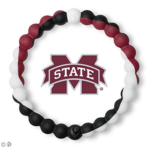 Lokai Game Day Bracelet - Mississippi State University - Size Extra Large