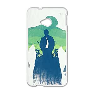 QQQO The Avengers Phone Case for HTC One M7 case