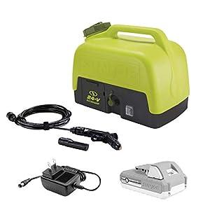 Sun Joe WA24C-LTE Electric Pressure Washer, Green