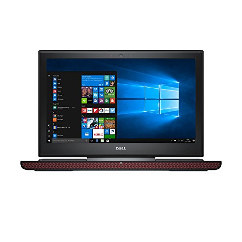 Dell Inspiron 15 7567 Laptop: Core i5-7300HQ, 256GB SSD, 8GB RAM, GTX 1050Ti, 15.6inch Full HD Display (Certified Refurbished)