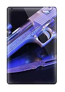 For Ipad Mini/mini 2 Fashion Design Gun Case-MycrWUz11925FTQwp