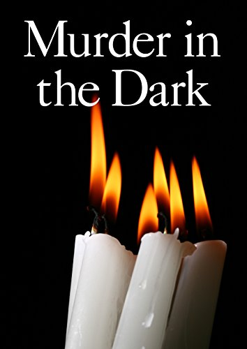 Murder in the Dark - Murder Mystery Game for 12 players (Halloween Games Adults)
