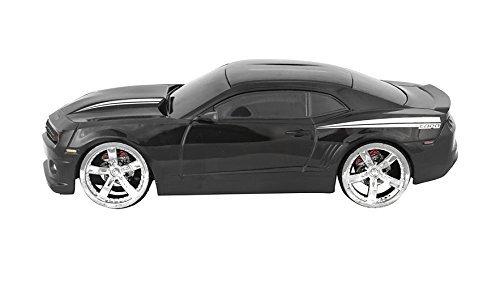 Bundle: Chevrolet Chevy Camaro Copo Model Car in Black 1:...