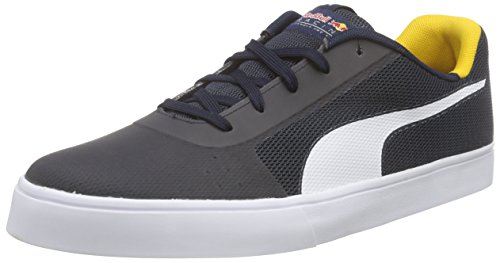 white Smoke Adult's 305741 Vulc Eclipse Racing PUMA Grau total Bull 01 Wings Trainers Red Pearl FwPXqz