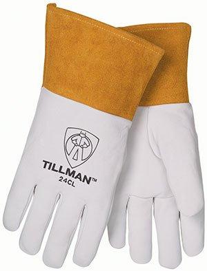 G Welders Gloves (6/Pack) - R3-24CL (Kidskin Tig Welders Gloves)