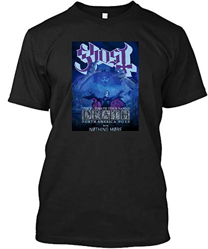 (Selasa ghost tour 2019 T-shirt Exclusive Thread Science design)