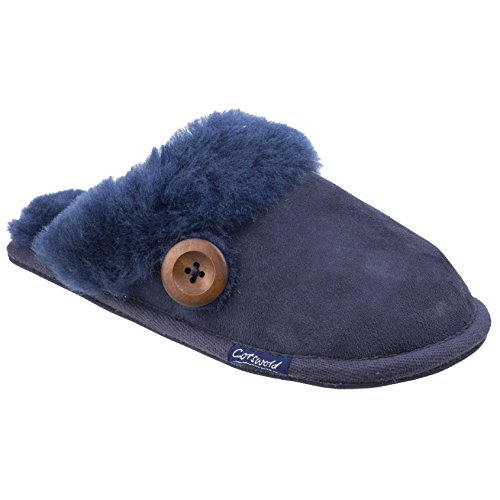 Lined Premium Womens Sheepskin Cotswold Mule ladies Lechlade Slippers IwpgWxSqX