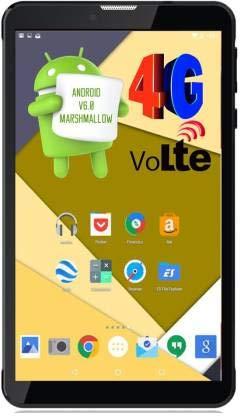 I KALL N4 4G Dual Sim Smart Tablet (Black, 1GB Ram, 16GB Storage, 7 Inch)