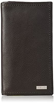 Relic Men's Mark Checkbook Wallet