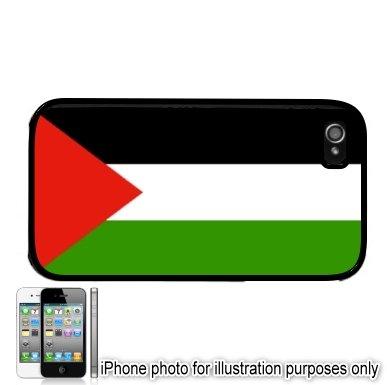 Palestine Palestinian Flag Apple iPhone 4 4S Case Cover Black