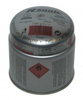 Gaskartusche lpg butano//propano Coleman 190g