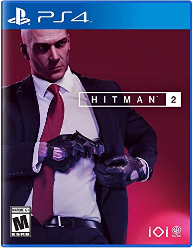 Hitman 2 - PlayStation 4 (Best Playstation 2 Shooting Games)