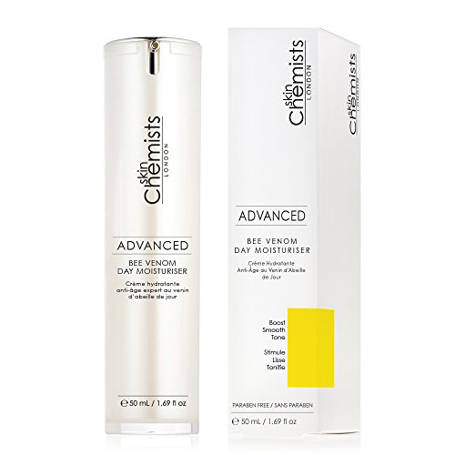 skinChemists Advanced Bee Venom Day Moisturiser, 50 Gram