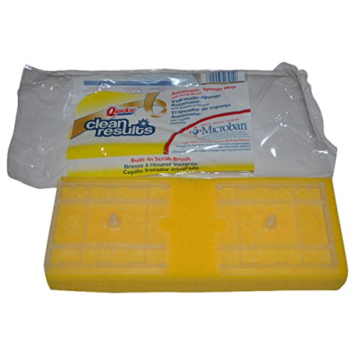 Quickie Clean Results Sponge Mop Refill - Works - Quickie Mop Refill Type Ii