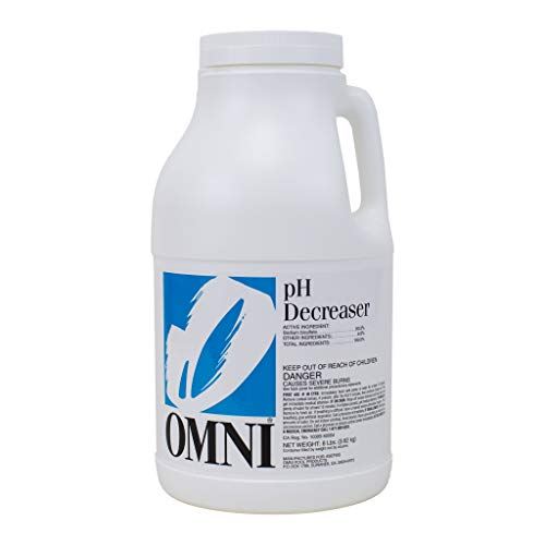 Omni pH Decreaser, 8 lbs