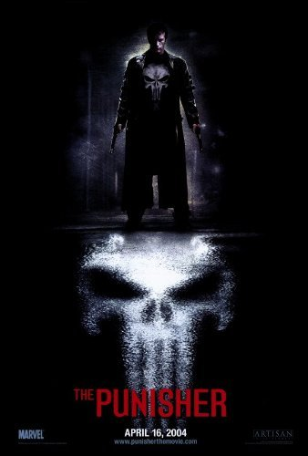 The Punisher POSTER Movie (27 x 40 Inches - 69cm x 102cm) (2004)