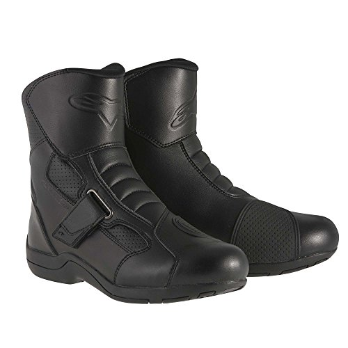 Alpinestars Ridge Waterproof Men's Street Motorcycle Boots - Black / 47