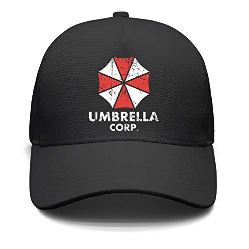 Slimerland Unisex Umbrella-corp-Resident-Evil-2- Trucker Hat Sunscreen Cap Punk Hip-hop caps ()