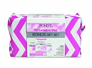 Pond's Luminous Facial Care Exfoliating Gift Set