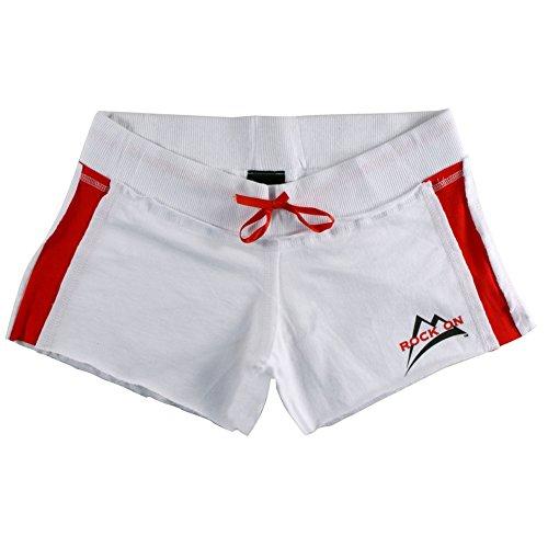 Coors - Womens Logo Raw Edge Juniors Drawstring Shorts Medium (Baseball Drawstring Shorts)