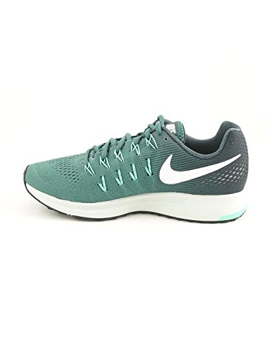 buy popular e4473 6b27a Nike Air Zoom Pegasus 33, Zapatillas de Running Para Hombre Black ...