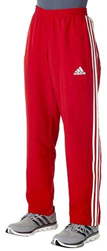 Adidas M PantsTaglia bianco Rosso UomoT16nbsp;team Pantaloni Kcl1JTF