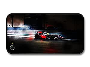 Lewis Hamilton Car F1 Driver Formula One case for iPhone 4 4S