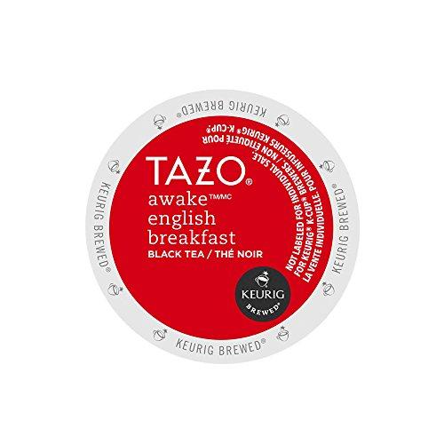 (Tazo Awake English Breakfast Tea K-Cups (96 Count) )