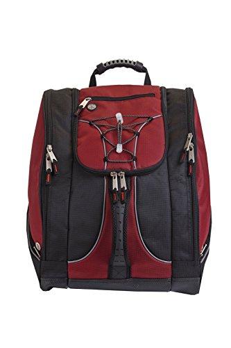 Athalon Everything Boot Bag (Maroon)