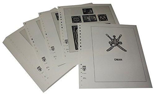 Lindner T Vordruckblätter T182 91 Oman - Jahrgang 1991 bis 2010