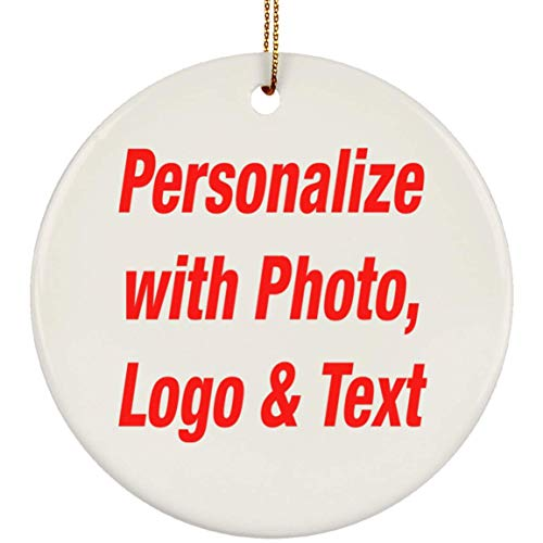 Personalized Custom Gift, Add Photo Logo Text -