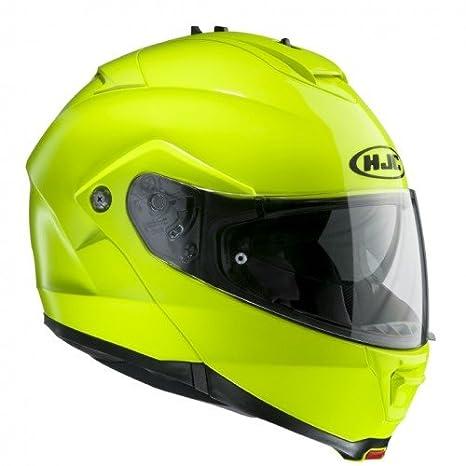 Verde Fluo HJC Helmets 1249/_17704 HJC ISMAX II Negro Mate XL Extra-Large
