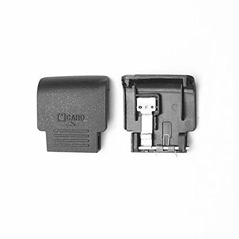 Tapa para puerta de tarjeta de memoria SD para Nikon D5100 ...