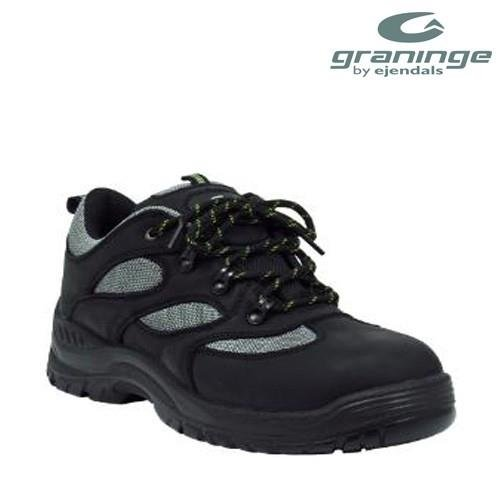 """ejendals 7280–Tamaño de 4747""""graninge 7280"""" zapatos de seguridad, color negro y verde"""