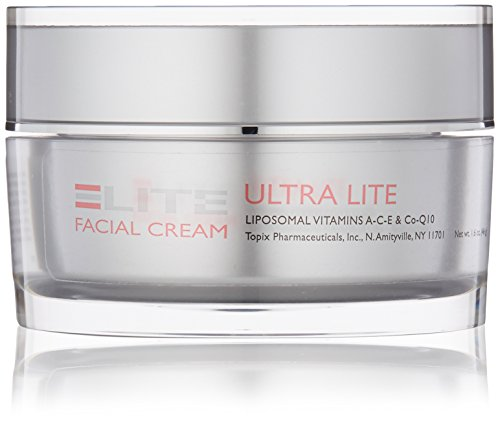 Glycolix Elite Facial Cream Ultra Lite  1 6 Oz