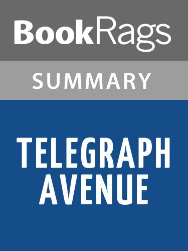 Summary & Study Guide Telegraph Avenue by Michael Chabon