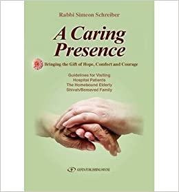 a caring presence bringing the gift of hope comfort and courage