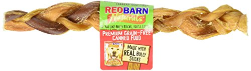 REDBARN - Braided Bully Sticks 9