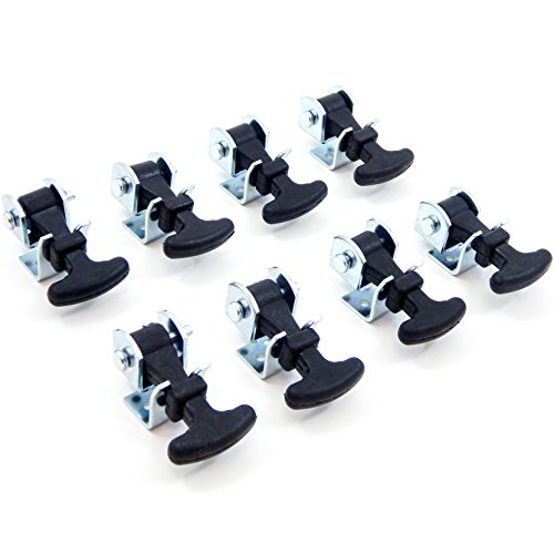 - 8 Pack Rubber Hood Hold-Down Kit 2.5