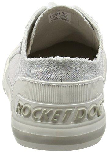 Ballerine Da Donna Di Rocket Dog, Argento, Argento (viaggio Spaziale Argento)