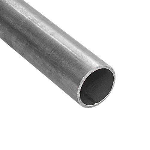 verzinkt 1 1//4-42,4 x 3,25 mm L/änge: 1000 mm Stahlrohr // Rundrohr geschwei/ßt