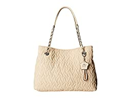 Jessica Simpson Women\'s Cecelia Tote Light Taupe Shoulder Bag