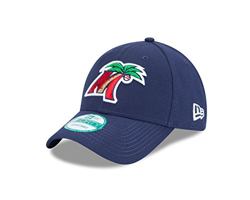 minor-league-baseball-fort-myers-miracle-home-9forty-adjustable-cap-one-size-navy