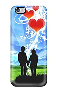 High Quality Together Our Love Lives Tpu Case For Iphone 6 Plus 9038414K33194731