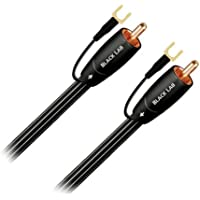 AudioQuest Black Lab 3m Subwoofer Cable (Single)